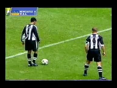 Watch Alan Shearer Freekick GIF on Gfycat. Discover more Football, Newcastle, alan, freekick, god, shearer, soccer, united GIFs on Gfycat