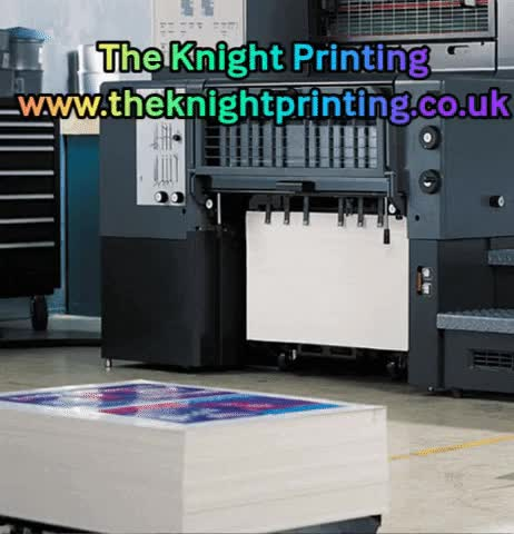 Watch and share The Knight Printing - The Best Option For Your All Printing Needs GIFs by The Knight Printing on Gfycat