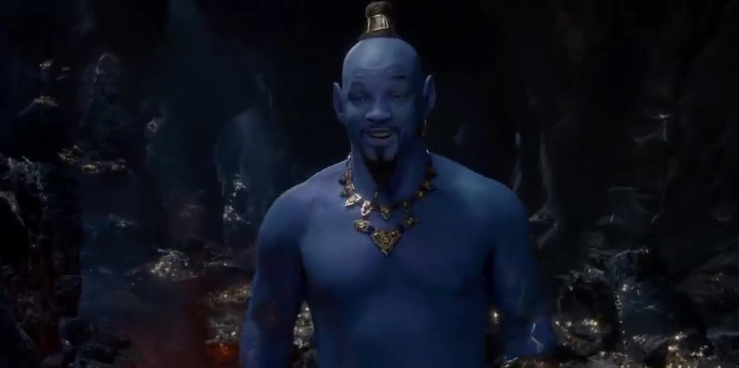 about, absolutely, aladdin, blue, disney, forget, genie, get, here, it, no, not, of, out, say, smith, way, what, whatever, will, Disney's Aladdin GIFs