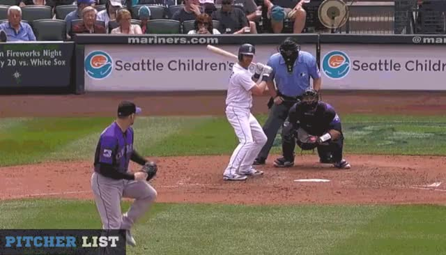 Watch and share Adam Ottavino GIFs and Baseball GIFs by Pitcher Giffer on Gfycat