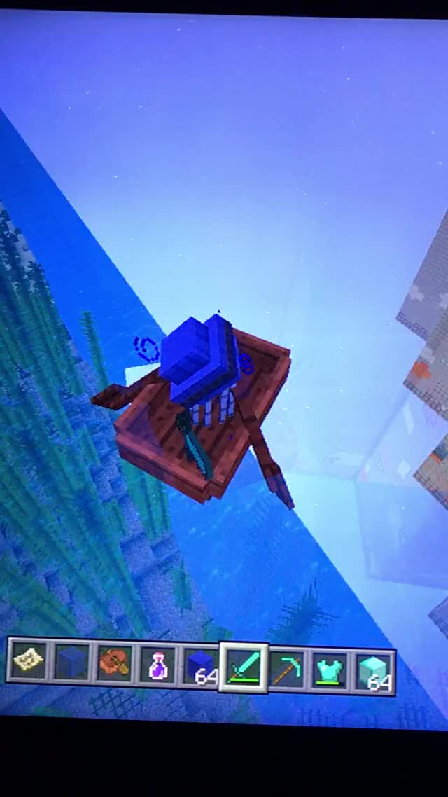 Watch and share Minecraft Glitch GIFs by dryhardsoup on Gfycat