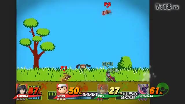 Watch SPLIT GIF by @pineappletheft on Gfycat. Discover more smashbros GIFs on Gfycat