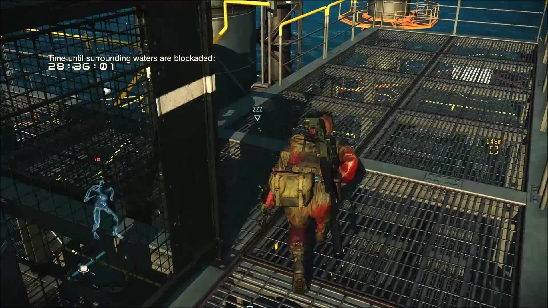 metalgearsolid, Taking ''Knock yourself out'' to the next level (reddit) GIFs