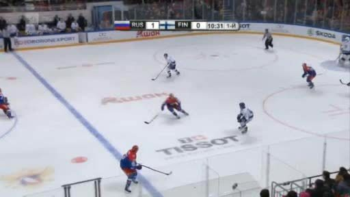 hockey, imagesofrussia, EHT Russia-Finland 1-1 goal by Komarov GIFs