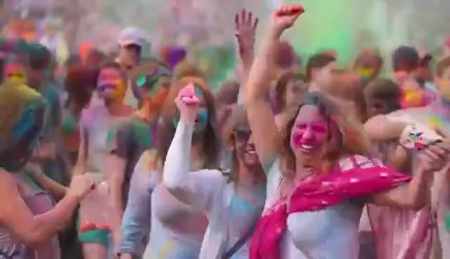 Watch this happy holi GIF on Gfycat. Discover more happy holi, holi GIFs on Gfycat