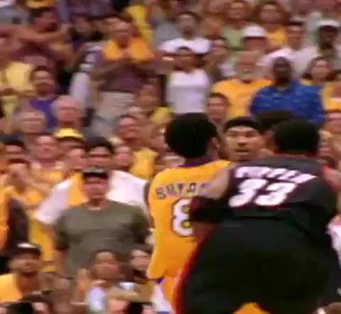 Watch and share SHAQ DOMINANT DUNKS GIFs by drjsfro on Gfycat