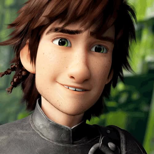 Watch and share Hiccup Horrendous Haddock Iii GIFs on Gfycat