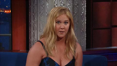Watch and share Amy Schumer GIFs and Celebrities GIFs on Gfycat