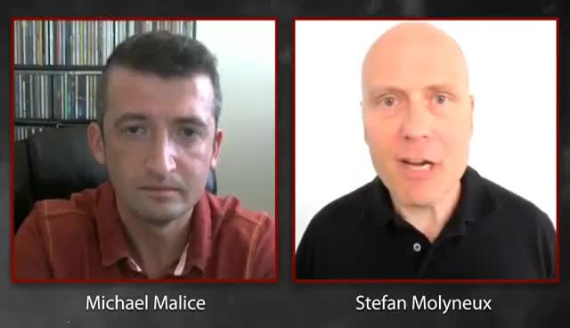 The Rise of Anarchy in America? | Michael Malice and Stefan Molyneux GIFs