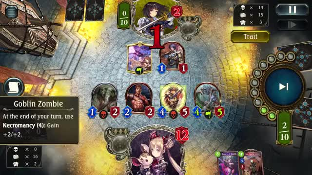 Watch and share Shadowverse GIFs and Gaming GIFs by kylelakyle on Gfycat