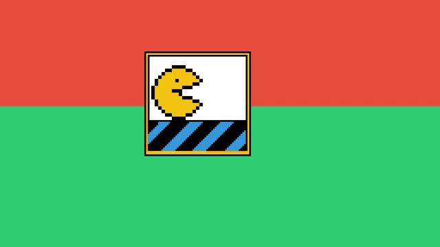 Watch and share Main-image-My 8-Bit Trading Card GIF Pac-man By K9SWJ626 GIFs on Gfycat