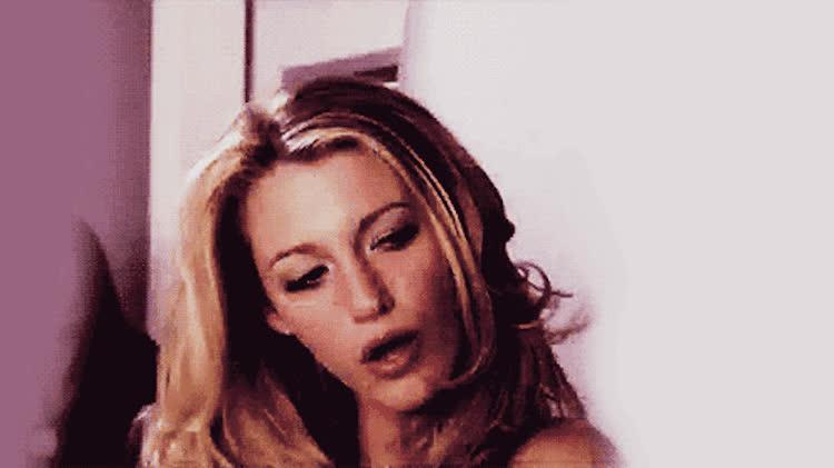 blake lively, celebs, gossip girl, Blake lively gif fhm GIFs