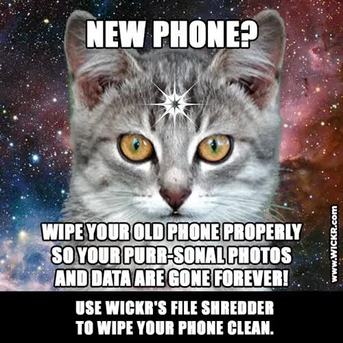 Watch and share Wipe Your Old Phone GIFs on Gfycat