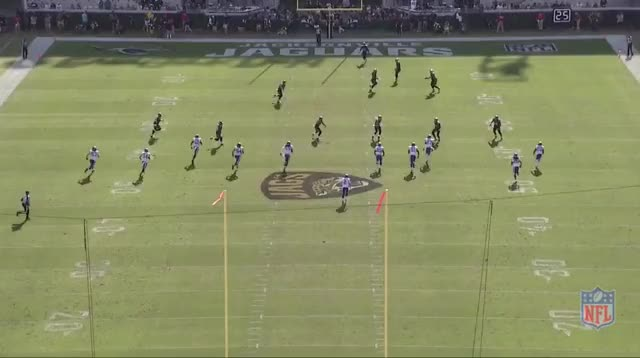 Watch and share Kentrell Brothers - Tackle Vs. JAX GIFs by NFL Guy on Gfycat
