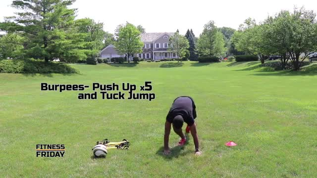 Watch and share Burpees Are Great For Soccer Players. | Fitness Friday GIFs on Gfycat