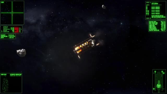 Watch ΔV: Rings of Saturn - end of flames GIF by Kodera Software (@kodera) on Gfycat. Discover more deltav, game, gamedev, indie, indiedev, sci-fi, scifi, space GIFs on Gfycat