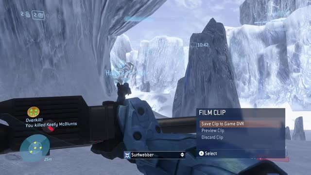 Avalanche Triple Collateral Overkill Snipe