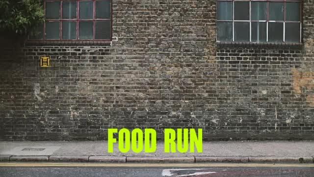 drive thru, food, food run, hungry, jack in the box, jog, run, takeout, to go, yum, Drive Thru Food Run Hungry GIFs