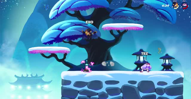 Watch and share Brawlhalla GIFs by Puncake on Gfycat