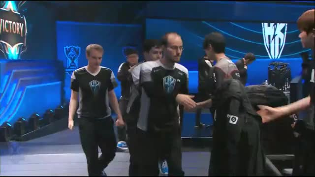 Worlds GS Day 6 - H2k WIN