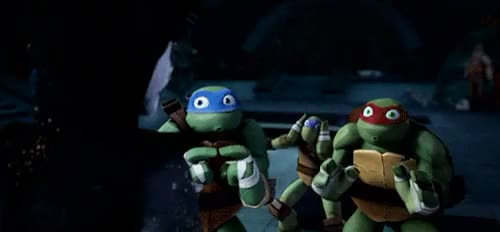 Watch and share Graphics GIFs and Tmnt2012 GIFs on Gfycat
