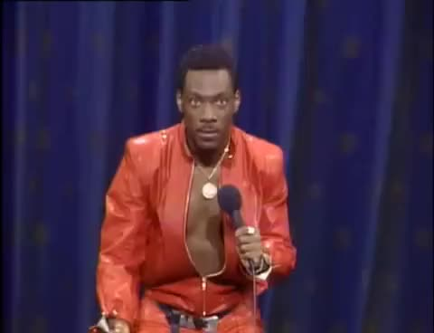 Watch and share Stand Up Comedy GIFs and Eddie Murphy GIFs on Gfycat