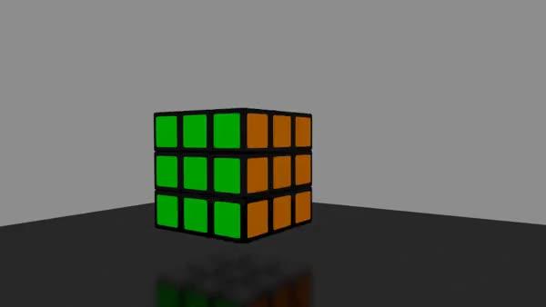 Watch Rubik's Model GIF on Gfycat. Discover more blender GIFs on Gfycat