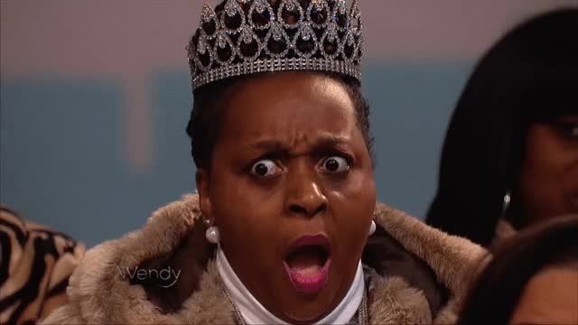 Watch this wtf GIF by sannahparker on Gfycat. Discover more audience, omg, reaction, shocked, shook, wendy williams, what, wtf GIFs on Gfycat