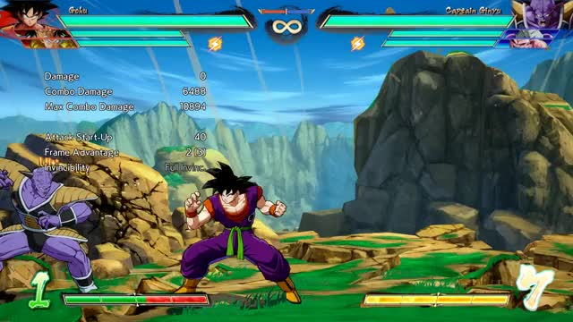 Watch and share Dbfz GIFs by brokenarmsgordon on Gfycat