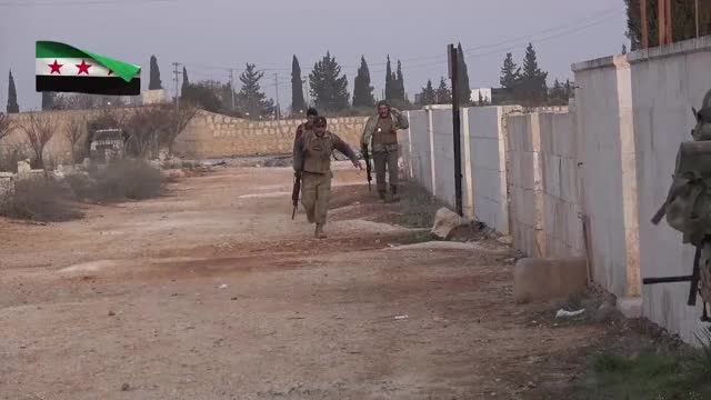 Watch Fighting for Al-Bab GIF on Gfycat. Discover more MilitaryGfys GIFs on Gfycat