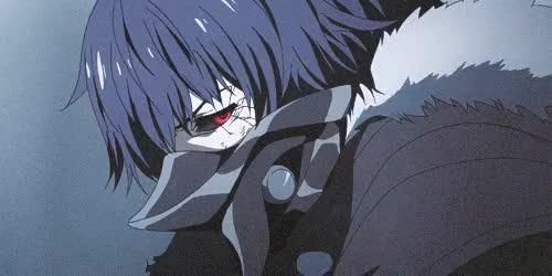 Watch and share Tokyo Ghoul Root A GIFs and Kirishima Ayato GIFs on Gfycat