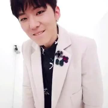 Watch and share Yoo Kihyun GIFs and Monsta X GIFs on Gfycat