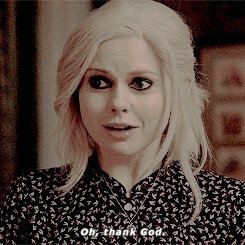 Rose McIver, ch: liv moore, ch: lowell tracey, ep: 107, izombieedit, liv moore, liv x lowell, livwell, livwelledit, lowell tracey, izombie source GIFs
