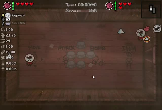 Watch and share Binding Of Isaac Afterbirth+ 9 15 2018 1 10 06 AM GIFs on Gfycat