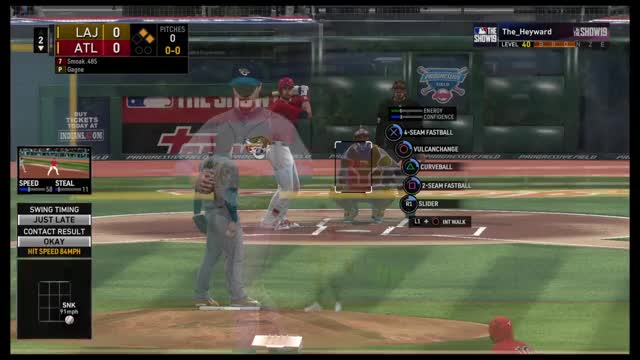 Watch MLB® The Show™ 19_20190402140630 GIF on Gfycat. Discover more PS4share, Atlanta Braves, Chunky Thunder13, Gaming, MLB® The Show™ 19, PlayStation 4, Sony Interactive Entertainment, baseball GIFs on Gfycat