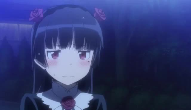 Oreimo Gifs Search  Find, Make  Share Gfycat Gifs-2770