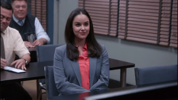 brooklyn 99, brooklyn nine nine, joe lo truglio, melissa fumero, suck it, yeah, Yeah Suck It Brooklyn 99 GIFs