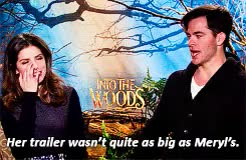 Watch and share ? Is That His Tag? GIFs and Into The Woods GIFs on Gfycat