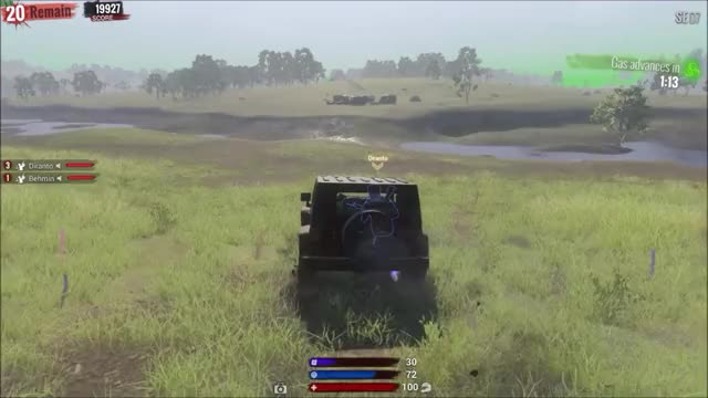 Watch and share Battle Royale GIFs and H1z1 GIFs by Behmin on Gfycat