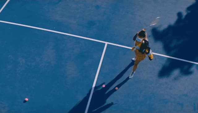 Watch this tennis GIF by GIF Queen (@ioanna) on Gfycat. Discover more bad, ball, blue, dolla, field, french, ft, hit, ign, me, montana, out, pink, so, tennis, tennis ball, tinashe, ty, up, work GIFs on Gfycat