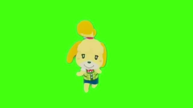 Watch Isabelle does Funny Fortnite Dance Moves (greenscreen) GIF on Gfycat. Discover more Mashup, SANS, SSBU, VideoGames, comedy, crossover, cute, dancing, fortnite, funny, gaming, isabelle, meme, nintendo, shizue GIFs on Gfycat