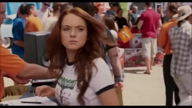 Watch and share Lindsay Lohan GIFs by pweller on Gfycat
