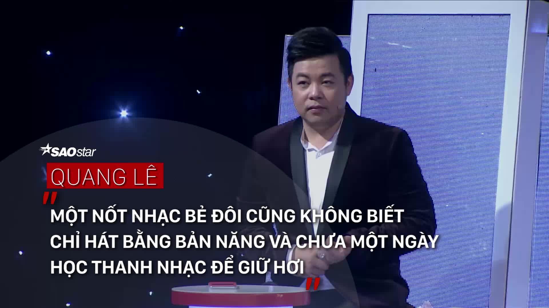 Chưa từng học bài bản, hotboy đội HLV Quang Lê khiến Lệ Quyên nể phục trước giọng hát ngọt ngào
