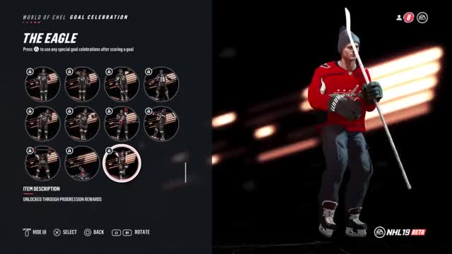 Watch and share NHL 19 Kuzy Celebration GIFs on Gfycat