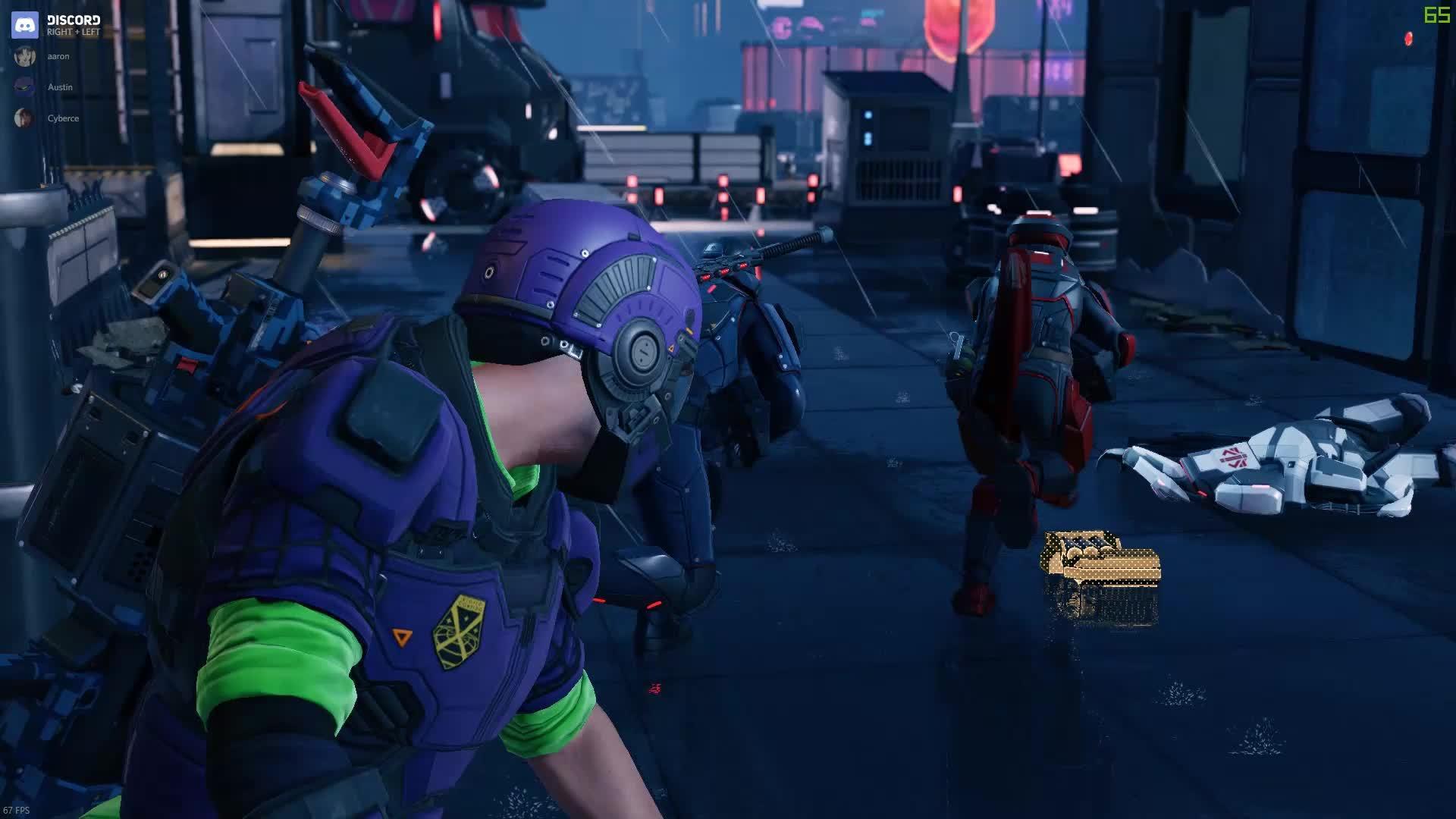 Overwatch in XCOM 2 GIFs