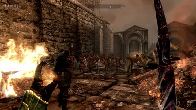Watch and share Skyrim GIFs by Fishooked on Gfycat