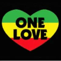 Watch and share One Love animated stickers on Gfycat
