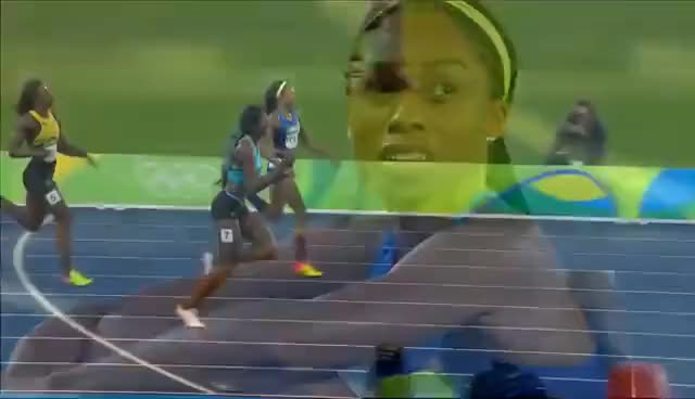 Watch and share Miller Dives Over The Finish Line For 400m Gold GIFs on Gfycat