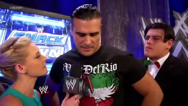 Watch Interview GIF by Blaze Inferno (@blazexinferno) on Gfycat. Discover more Alberto Del Rio, Ricardo Rodriguez GIFs on Gfycat