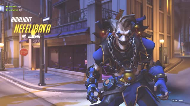 Watch highlight GIF on Gfycat. Discover more highlight, junkrat, overwatch GIFs on Gfycat